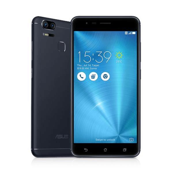 banggood ZenFone Zoom S ZE553KL (ZenFOne 3 Zoom) Snapdragon 625 MSM8953 2.0GHz 8コア BLACK(ブラック)