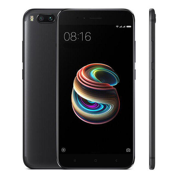 banggood Xiaomi Mi 5X Snapdragon 625 MSM8953 2.0GHz 8コア BLACK(ブラック)