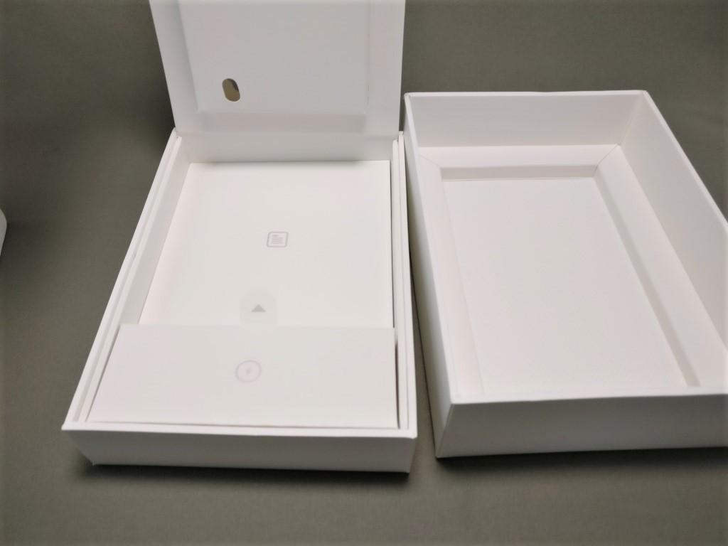 Xiaomi AMAZFIT ハートレート スマートバンド 化粧箱 開封 付属品