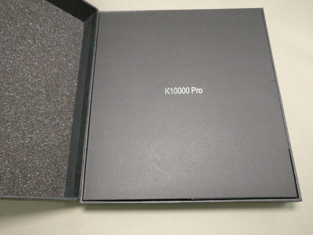 OUKITEL K10000 Pro 化粧箱 開封