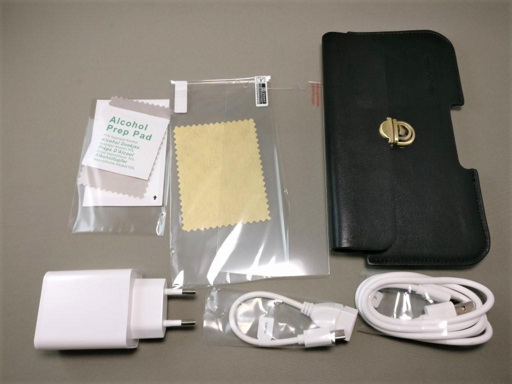 OUKITEL K10000 Pro 付属品 一覧