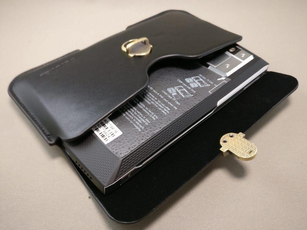 OUKITEL K10000 Pro 革ケース 保護ケース装着しない