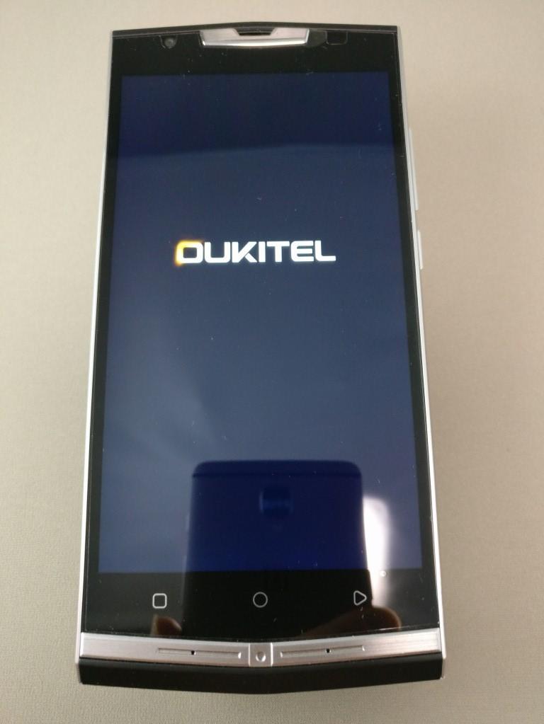 OUKITEL K10000 Pro 起動2