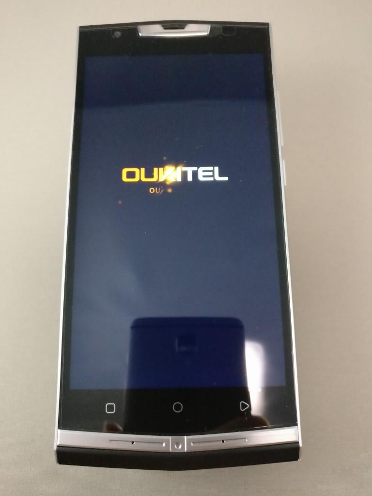 OUKITEL K10000 Pro 起動4
