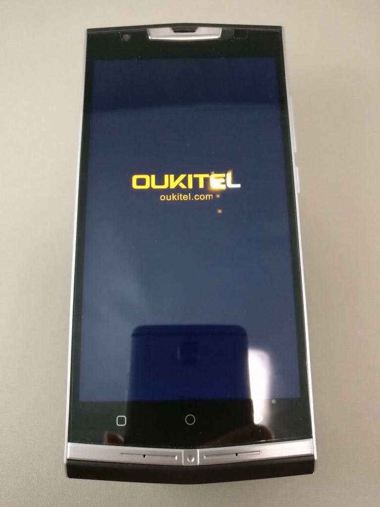 OUKITEL K10000 Pro 起動7