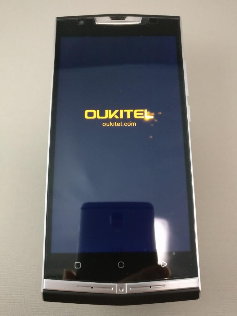 OUKITEL K10000 Pro 起動8