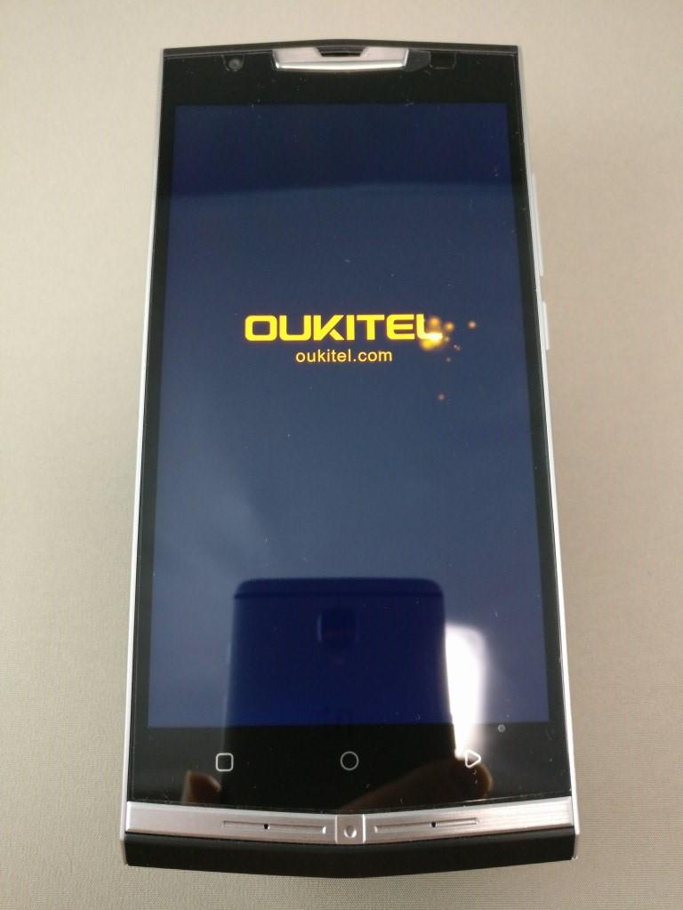 OUKITEL K10000 Pro 起動9