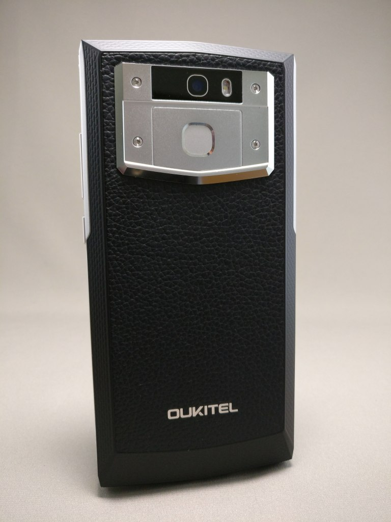OUKITEL K10000 Pro 大容量1万mAhバッテリー レビュー