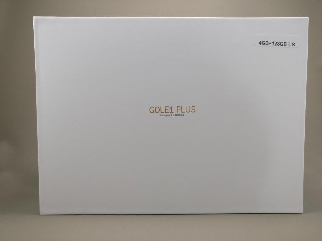 GOLE1 Plus 化粧箱 表