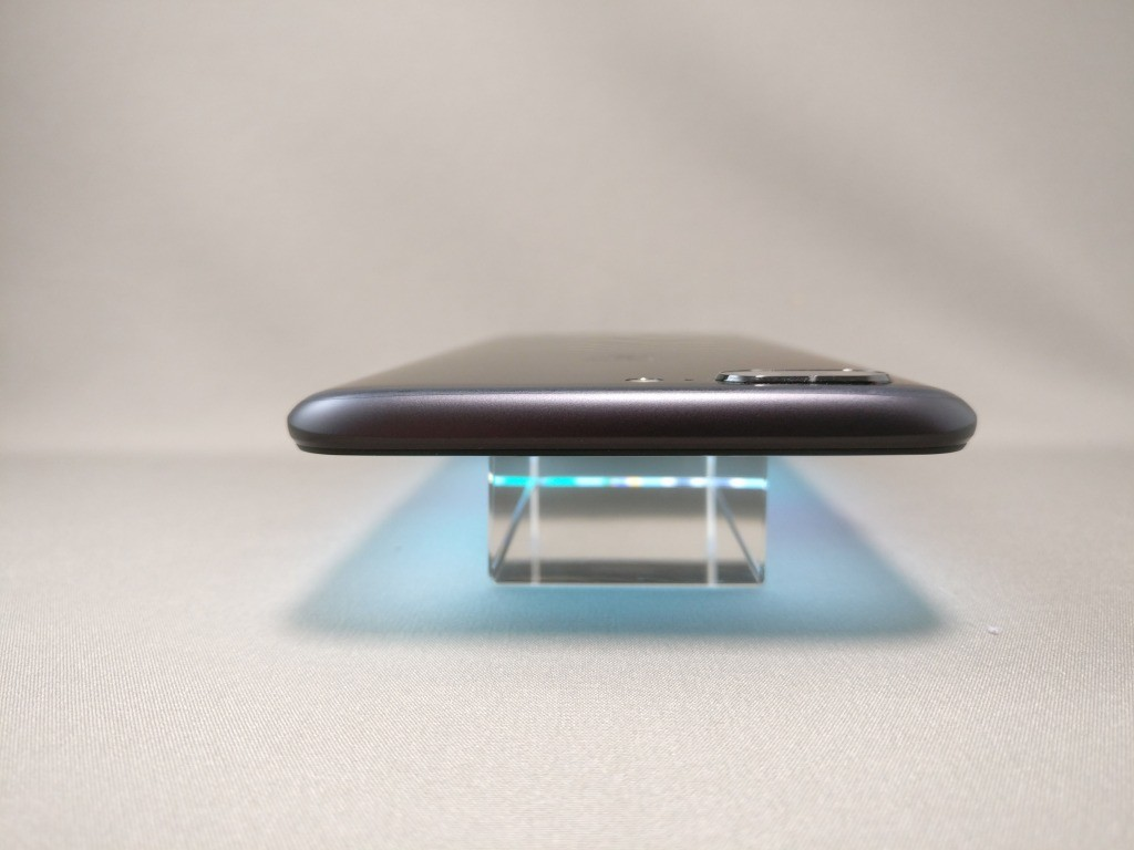 OnePlus5 側面上