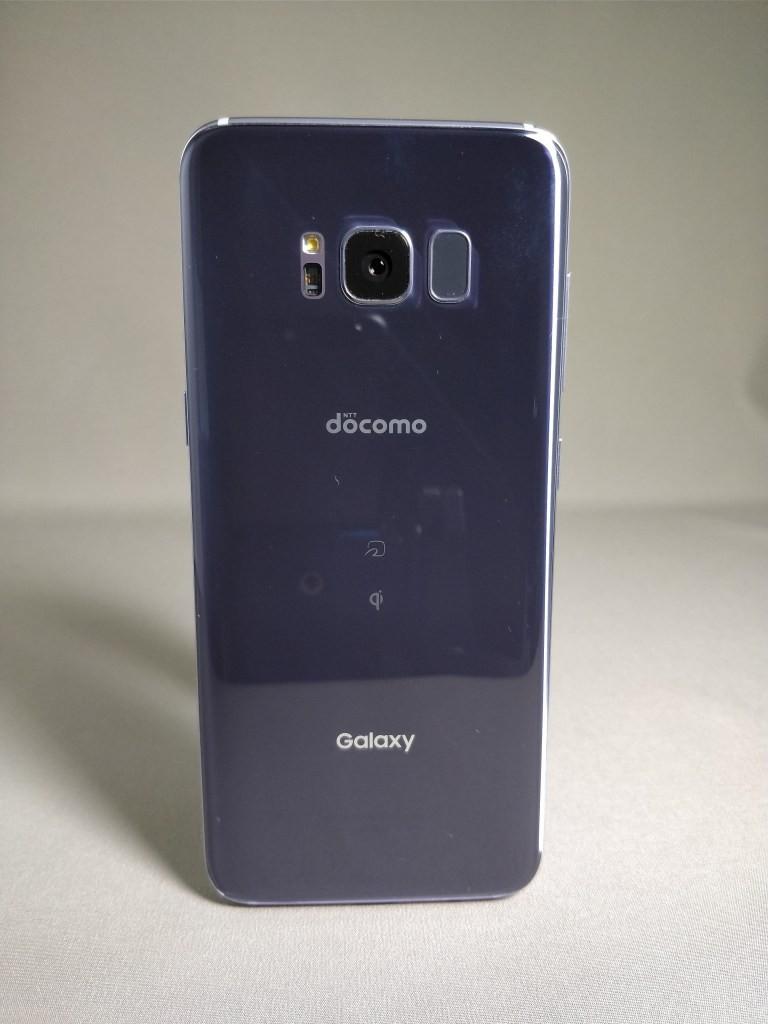 Galaxy S8 裏正面5