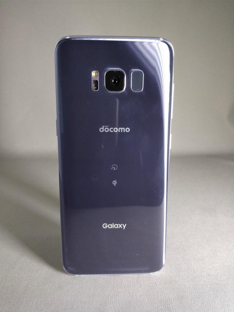 Galaxy S8 裏正面6