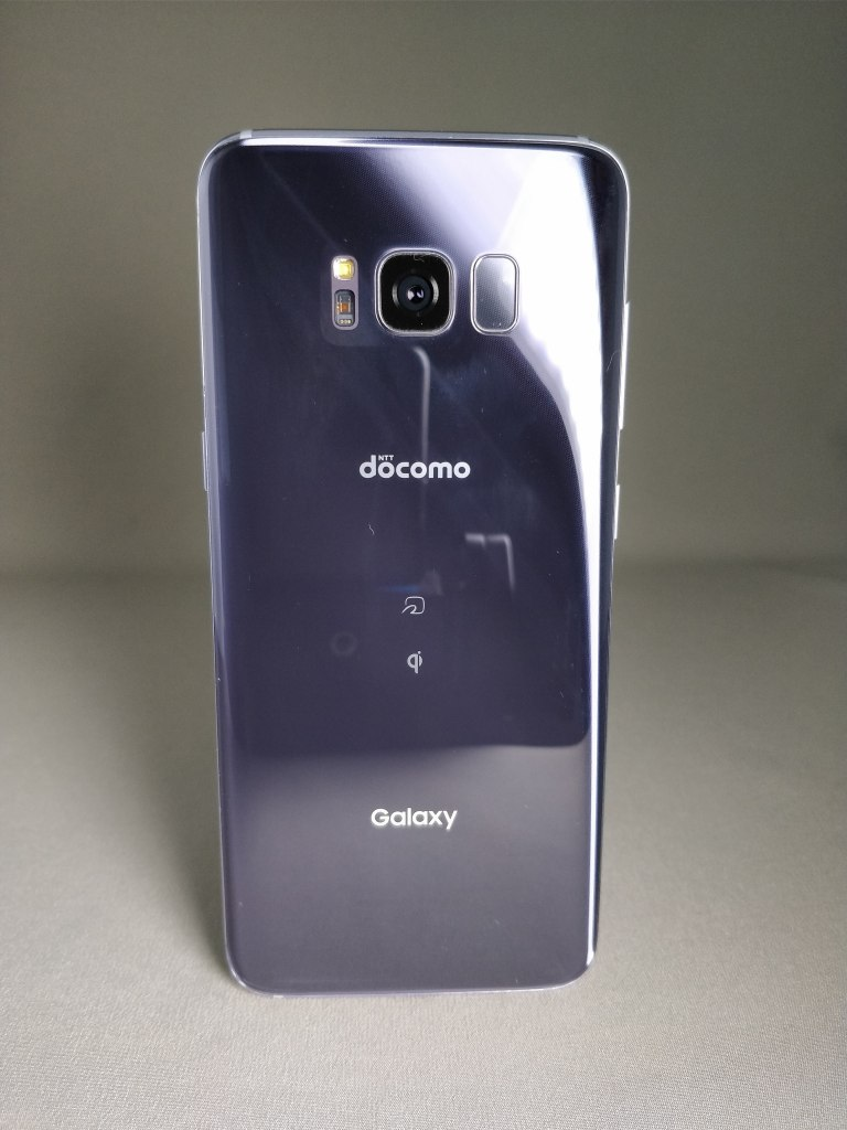 Galaxy S8 裏正面7