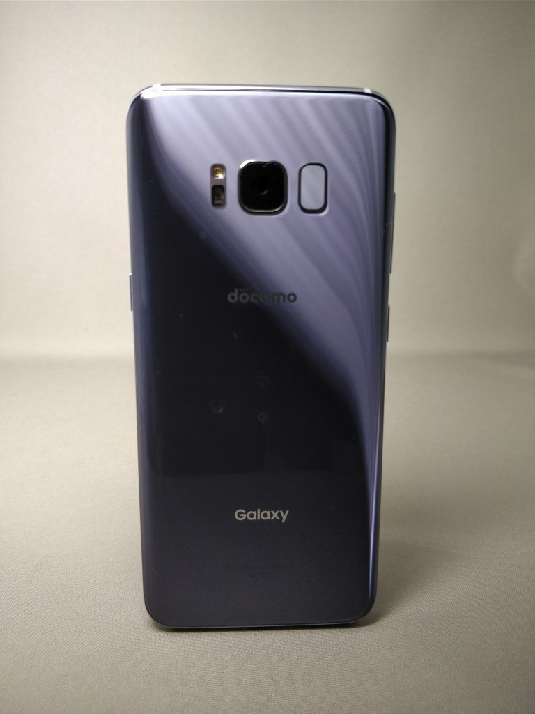 Galaxy S8 裏正面11