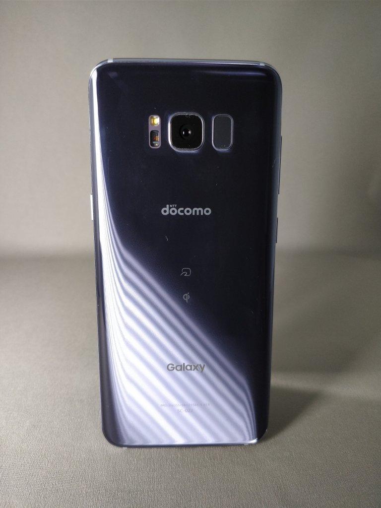 Galaxy S8 裏正面12
