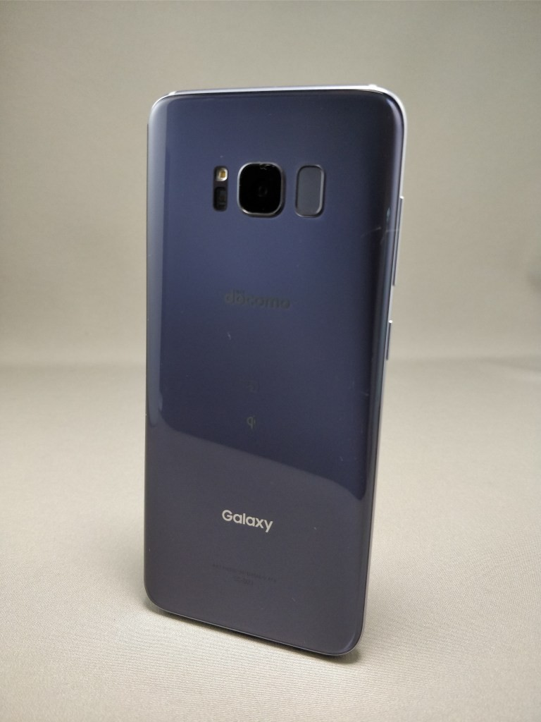 Galaxy S8 裏10