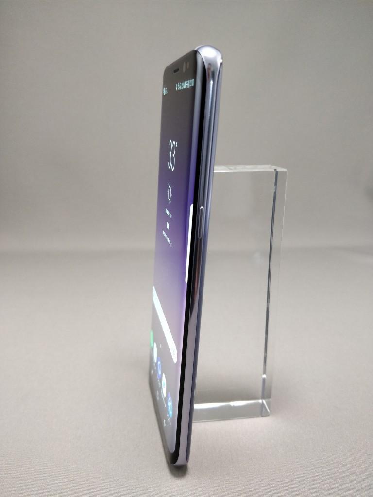 Galaxy S8 表 1