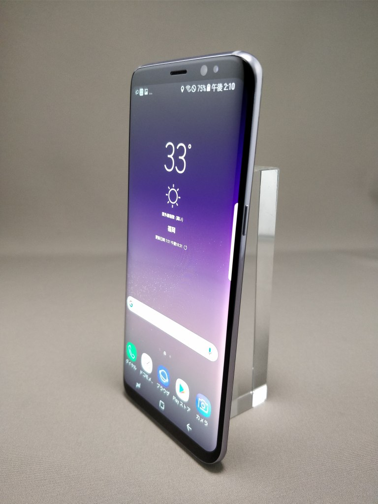 Galaxy S8 表 3
