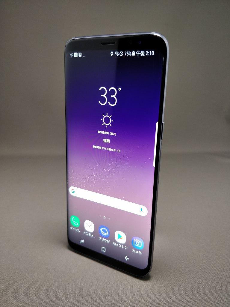 Galaxy S8 表 4