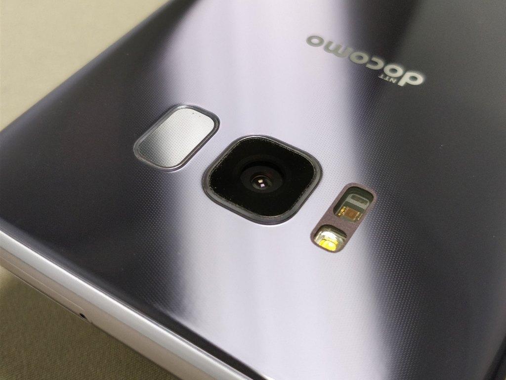 Galaxy S8 ズーム カメラ