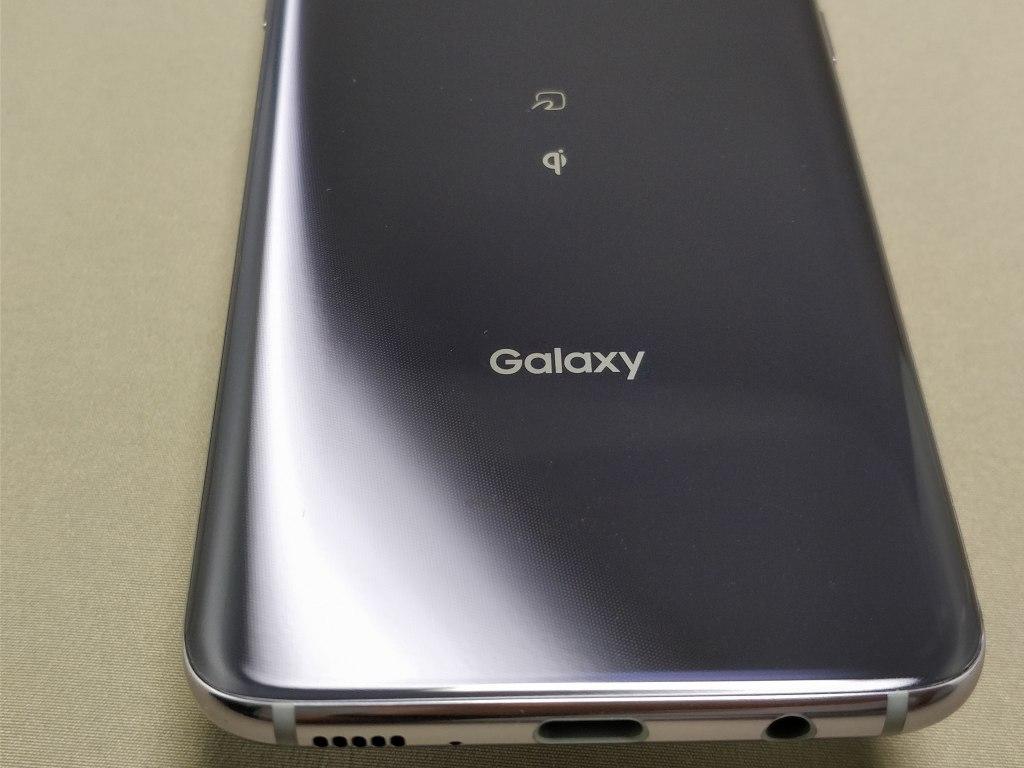 Galaxy S8 ズーム Galaxyアイコン