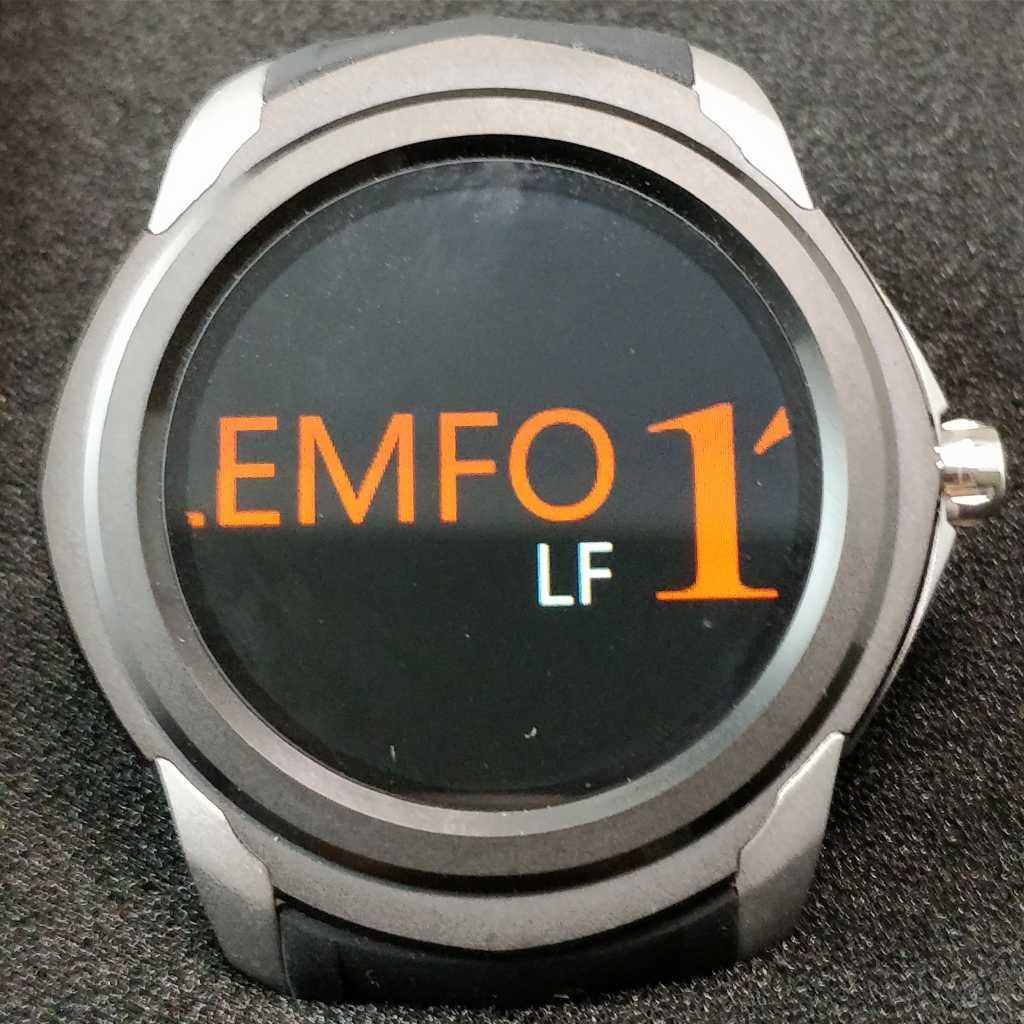 LEMFO LF17 起動 24