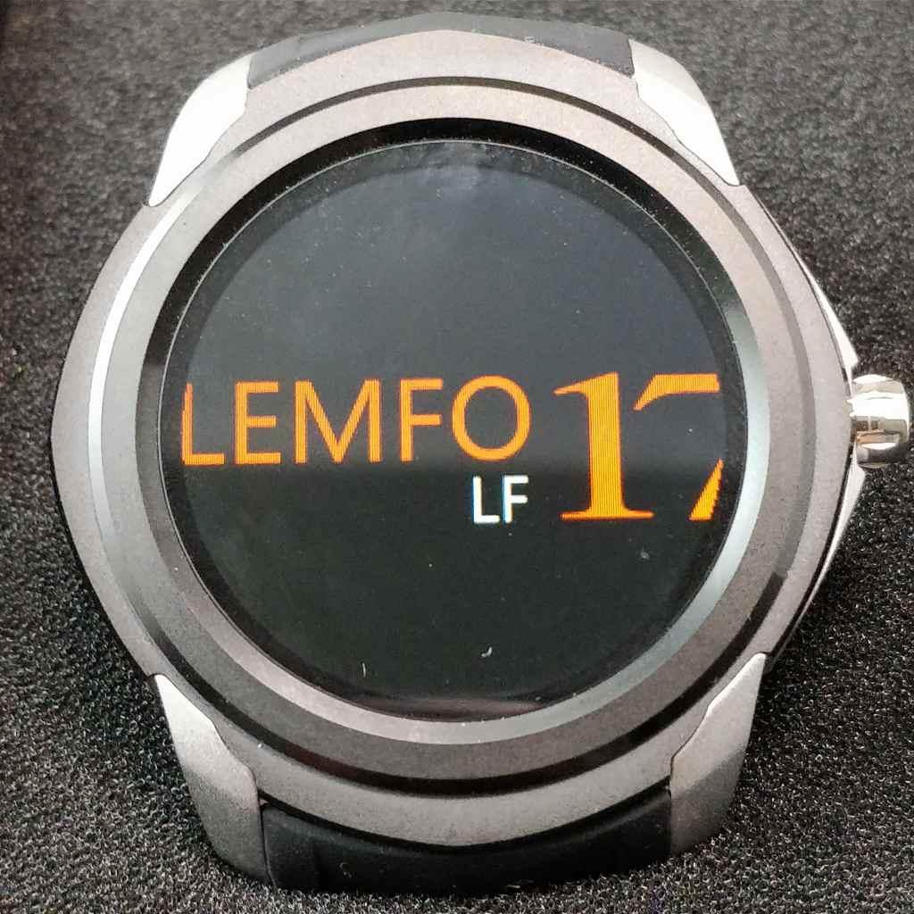 LEMFO LF17 起動 25