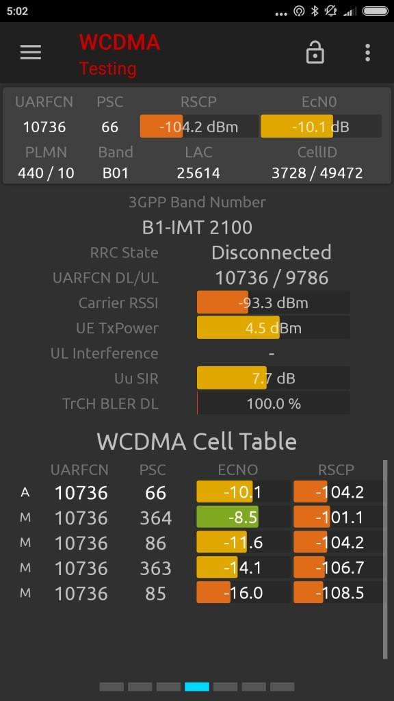 Mi6 WCDMA 2