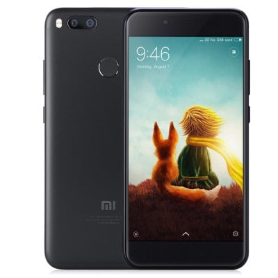 gearbest Xiaomi Mi 5X Snapdragon 625 MSM8953 2.0GHz 8コア BLACK(ブラック)