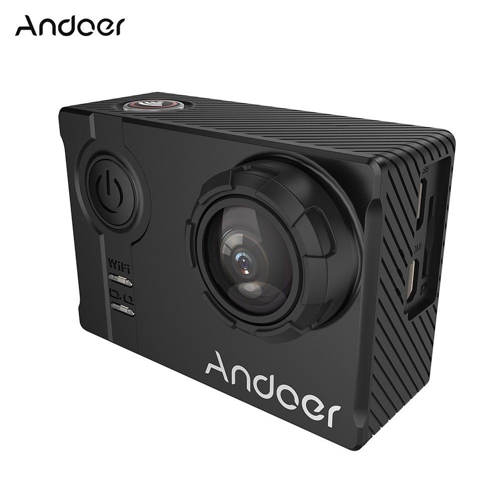 Andoer AN7000 Full HD 16MP WiFi Anti-shake Waterproof