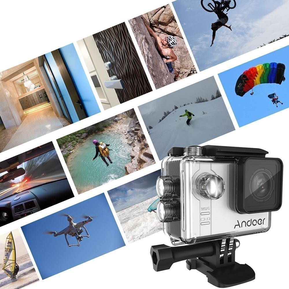 Andoer AN7000 アクションカメラ  1