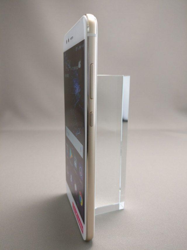 Huawei P10 Lite UQ mobile 貸出機 表1