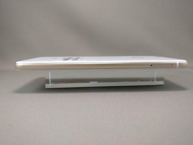 Huawei P10 Lite UQ mobile 貸出機 側面左
