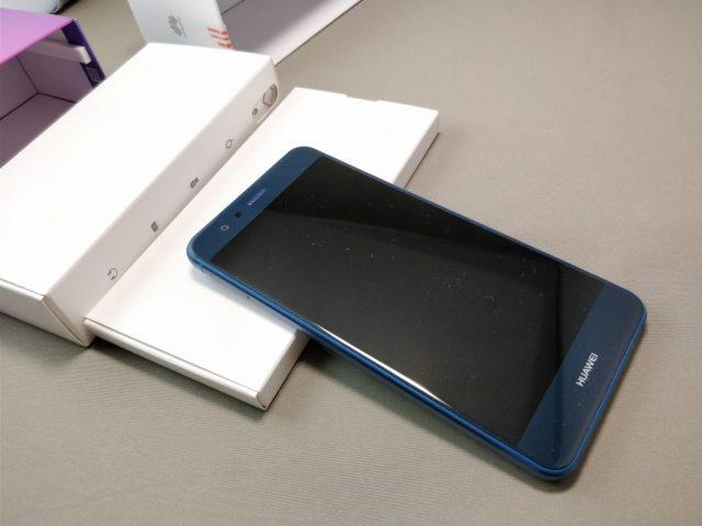 Huawei P10 Lite 開封 表