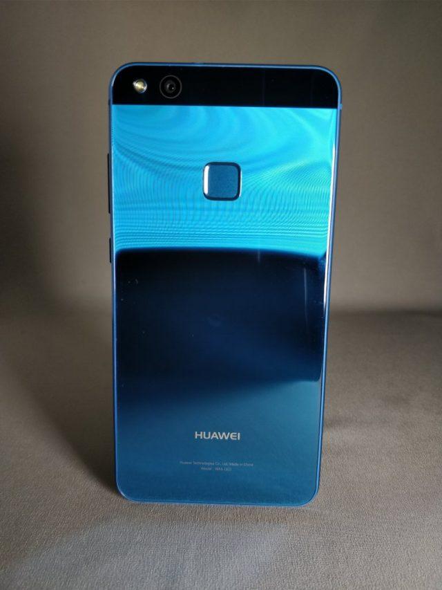 Huawei P10 Lite 裏面 3