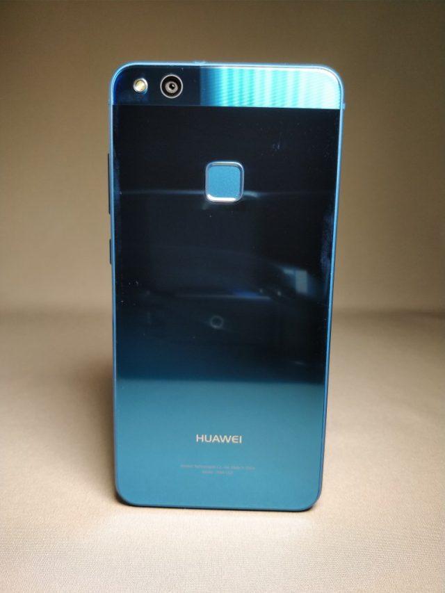 Huawei P10 Lite 裏面 5