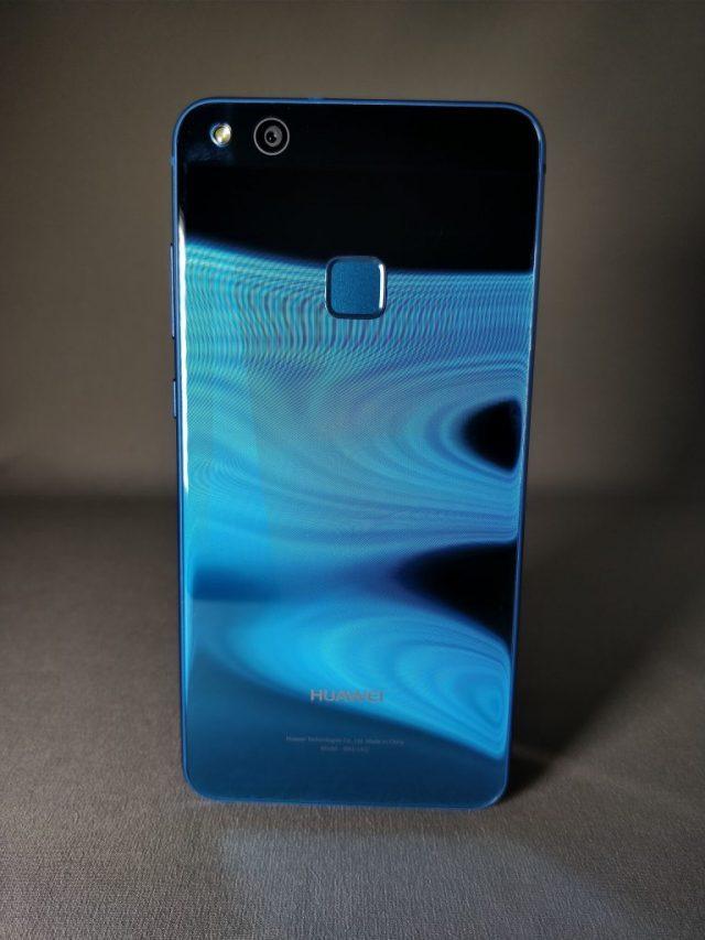 Huawei P10 Lite 裏面 10