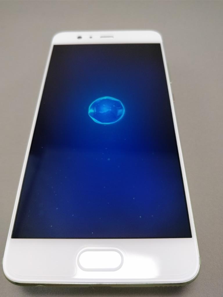 Huawei P10 Plus 起動6
