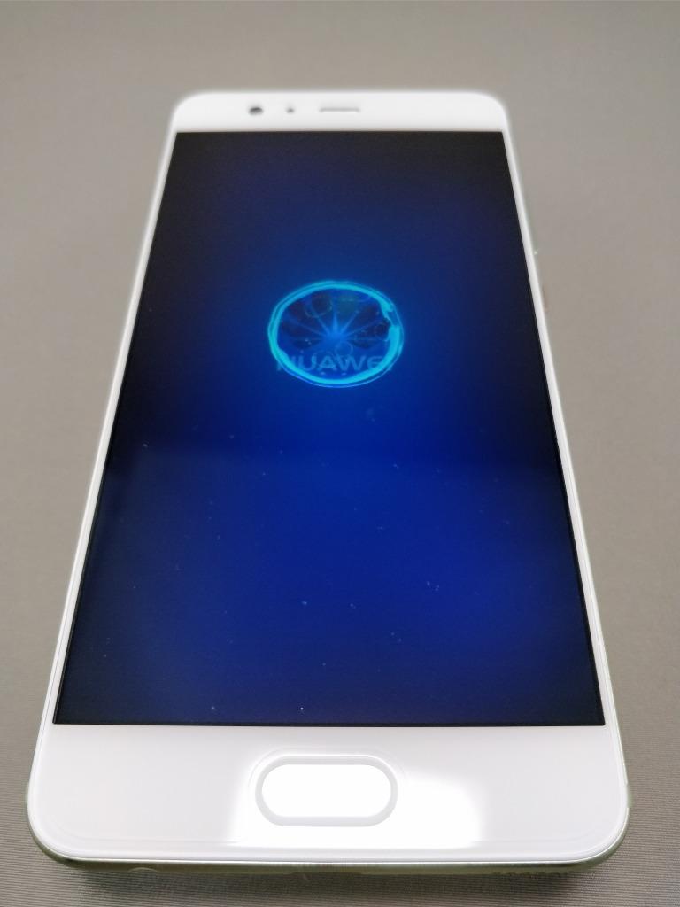 Huawei P10 Plus 起動7