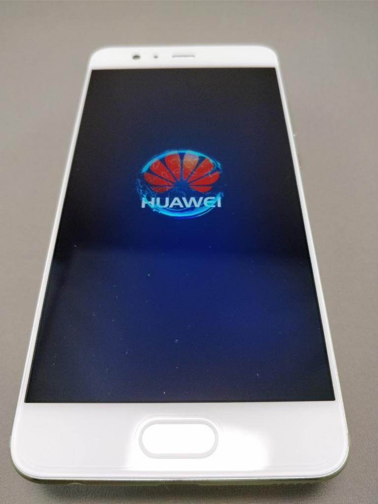 Huawei P10 Plus 起動9