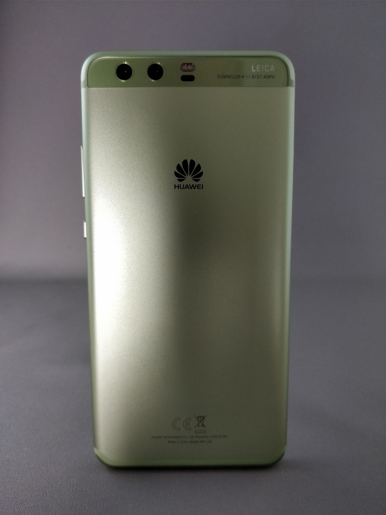 Huawei P10 Plus 裏正面 9