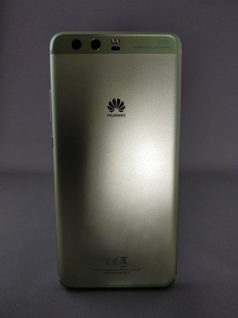 Huawei P10 Plus 裏正面 10
