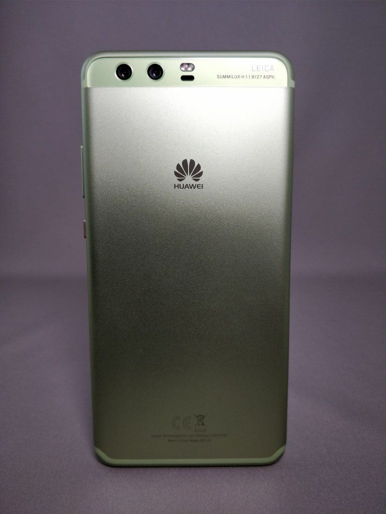 Huawei P10 Plus 裏正面 11