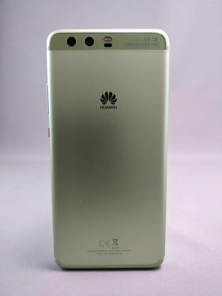 Huawei P10 Plus 裏正面 3