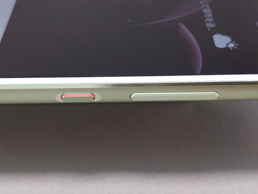Huawei P10 Plus ズーム ボタン