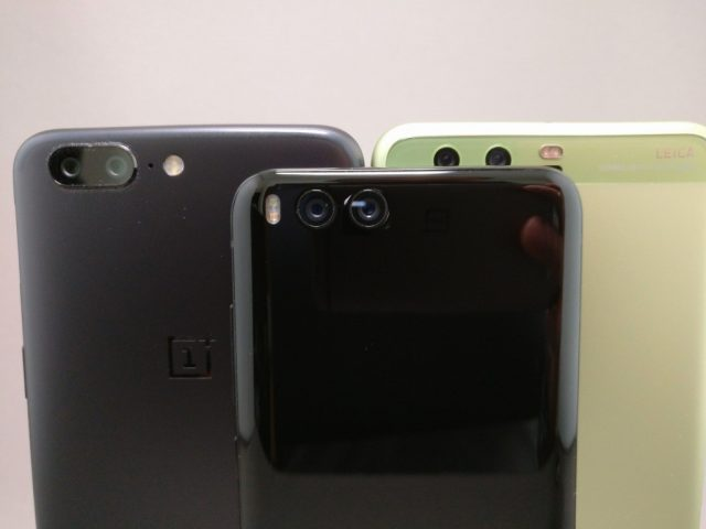 Huawei P10 Plus 他機種とサイズ比較 5