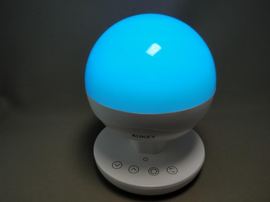 Aukey LEDデスクランプ LT-ST10 LED色8