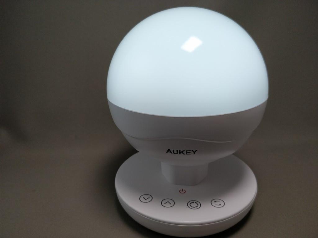Aukey LEDデスクランプ LT-ST10 LED色4