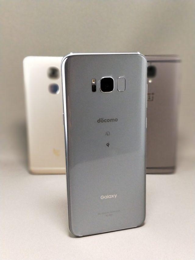 OnePlus5 ボケ