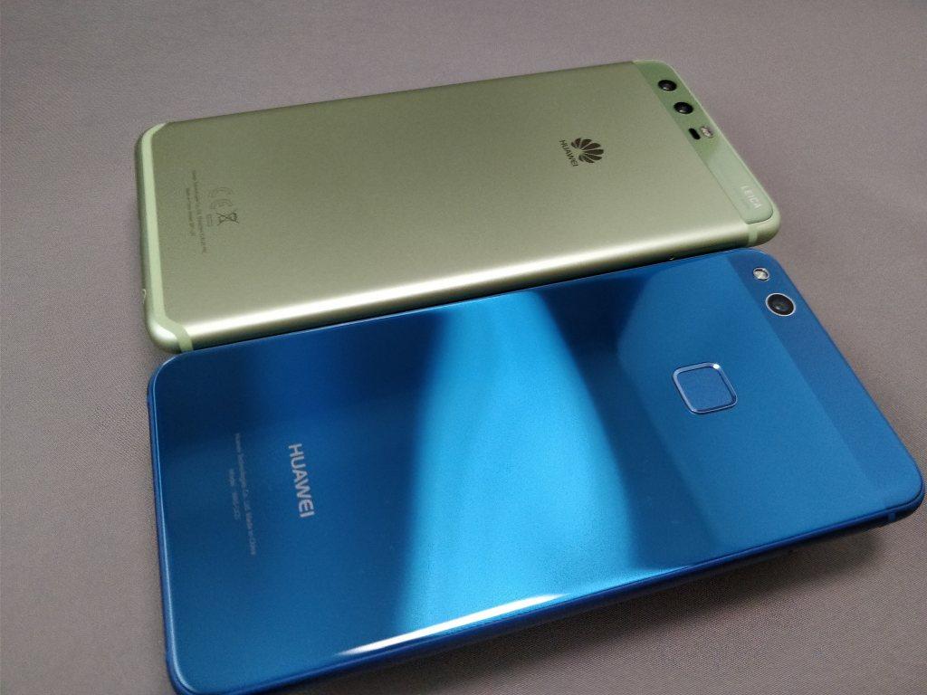 Huawei P10 2機種